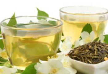Чай с жасмином – пейте на здоровье