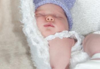 Готовим приданное для новорожденного