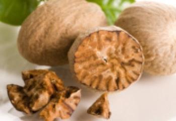 Эфирное масло мускатного ореха