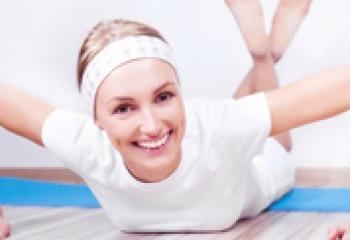 Эффективные упражнения для красивой груди