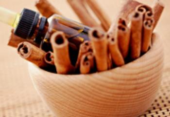 Эфирное масло корицы: пряная польза