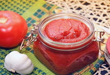 Как готовить томатный соус и томатную пасту