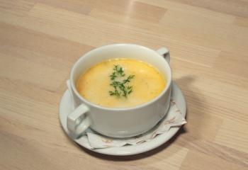 Как приготовить грибной суп-пюре
