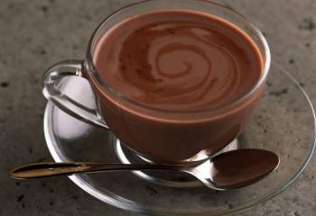 Как приготовить горячий шоколад из какао