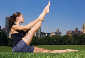 Как согнать жир на ногах
