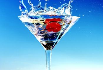 Как приготовить коктейль из мартини