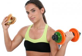 Как набрать вес и мышцы