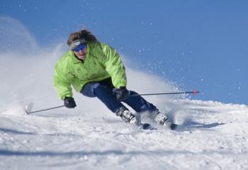 Как подготовить горные лыжи