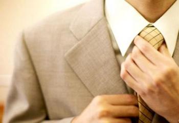 Как завязать галстук легко