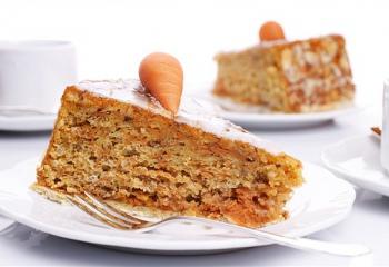 Как приготовить морковный пирог