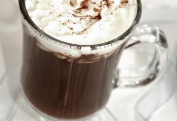 Как сделать жидкий шоколад