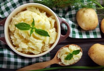Гарниры из картофеля: пошаговые рецепты с фото для легкого приготовления