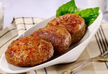 Котлеты из свинины и говядины: пошаговые рецепты с фото для легкого приготовления