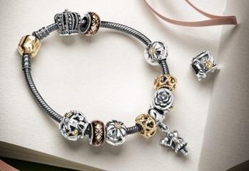 Тренды: модные браслеты Pandora