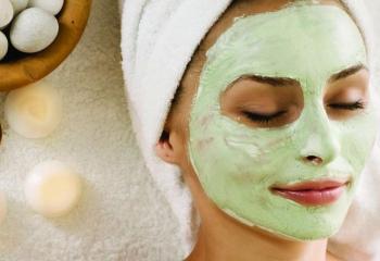 Какие маски для лица полезны при расширенных порах