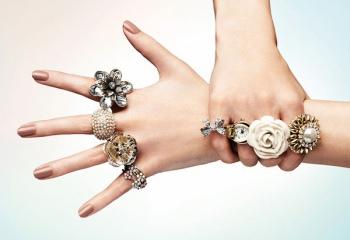 Кольца на пальцах и их значение