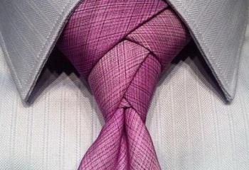 Как завязать галстук: все способы