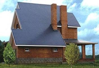 Как покрыть крышу