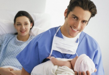 Как происходит рождение ребенка