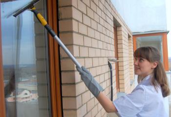 Как лучше всего мыть окна