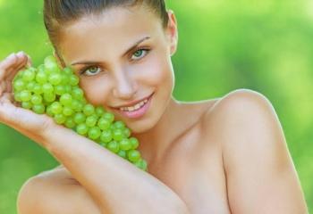 Как использовать виноградное масло для кожи