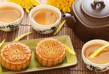 Как приготовить печенье «хризантема»