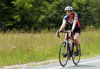 Чем полезно катание на велосипеде