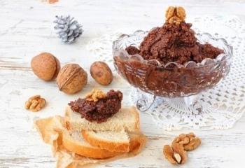 Как приготовить ореховую пасту