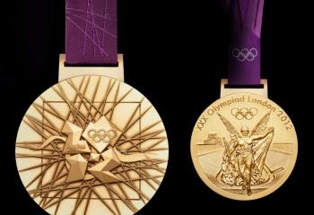 Из чего делают олимпийские медали
