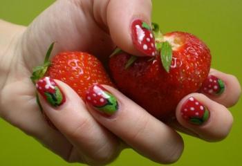 Как сделать красивый маникюр на коротких ногтях
