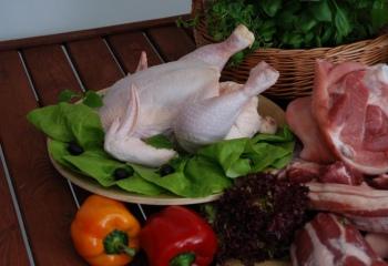 Как приготовить тушку курицы