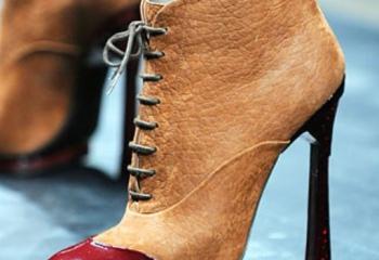 Как сочетать обувь с одеждой