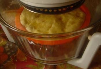 Как испечь пирог в аэрогриле