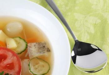 Как сварить суп из филе хека