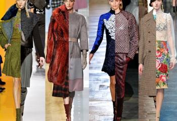 Осень-зима 2012: одеваемся по моде и по сезону