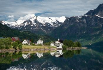 Время путешествий: Норвегия