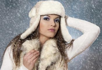 Зимние головные уборы: 10 модных идей