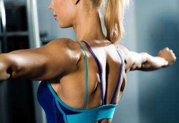 Как правильно подтянуть спину