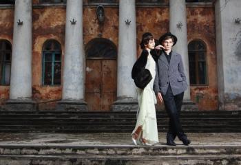 Винтаж: свадебная мода из комода