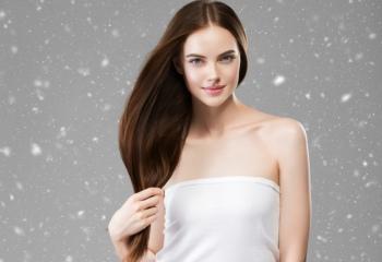 Право волоса: особенности ухода за волосами зимой