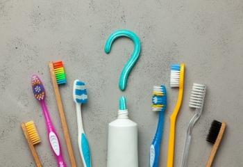 Зубная паста: от истоков к современности