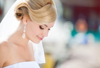 Свадебные прически: выбор главного дня