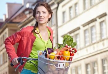 Пять правил весенней диеты