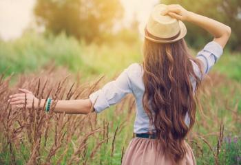Летние прически для длинных волос