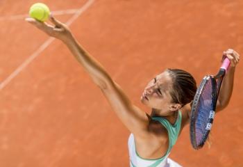 Большой теннис: как начать играть