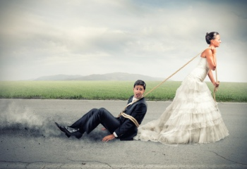 5 самых глупых причины для свадьбы