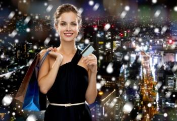 Новогодние распродажи и правила шопинга