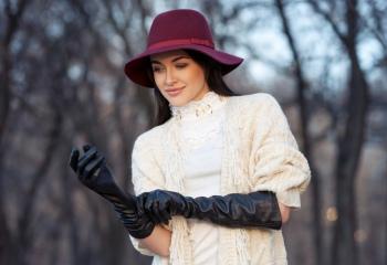 Осень в городе: выбираем перчатки