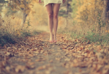 Осень – время позаботиться о ногах