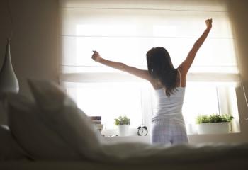 Как быстро просыпаться по утрам